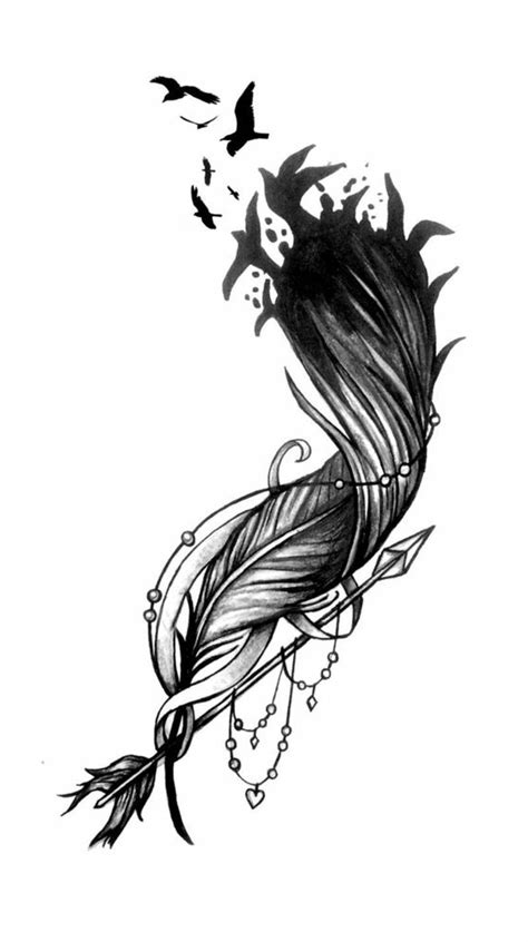 Image result for tattoo feder | Feather tattoo meaning, Tattoos with meaning, Feather tattoo