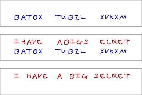 writing secret messages  ciphers scholastic parents