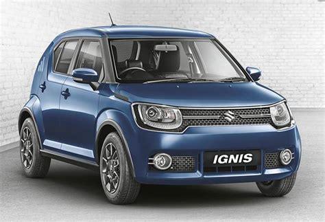 Suzuki Ignis Picture by Maruti Suzuki Discontinues Ignis Diesel Offers Big