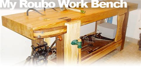 woodwork woodworking bench roubo  plans