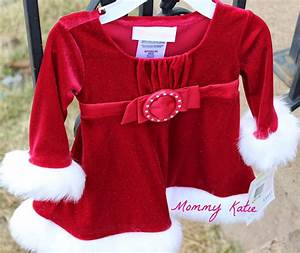 Dressing Baby For The Holidays With Bonnie Jean