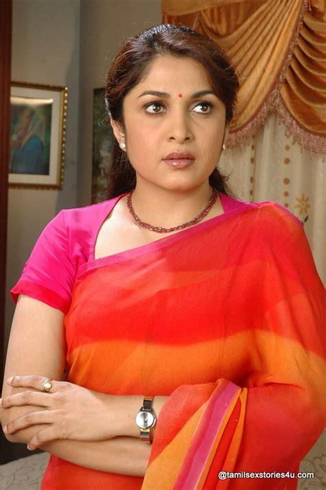 Sexy Indian Hot Hot Aunty Ramya Krishnan