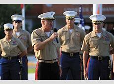 MCLC CG relinquishes command > Marine Corps Logistics Base