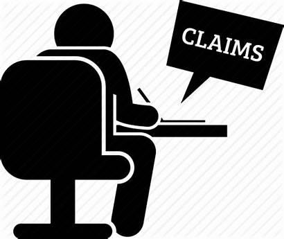 Claim Icon Icons Document Writing Insurance Medical