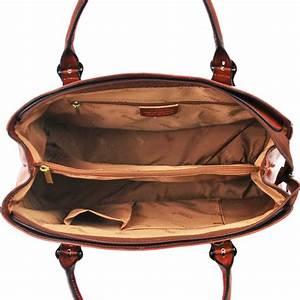 Sacs à Gravats : sac main en cuir marron pour femme katana ~ Nature-et-papiers.com Idées de Décoration
