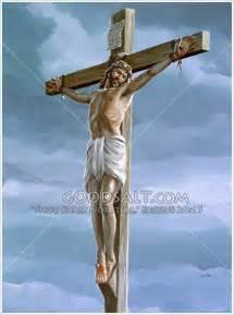 Jesus On the Crosses