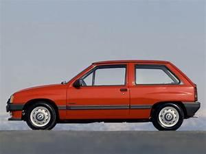 Opel Corsa A : opel corsa technical specifications and fuel economy ~ Medecine-chirurgie-esthetiques.com Avis de Voitures