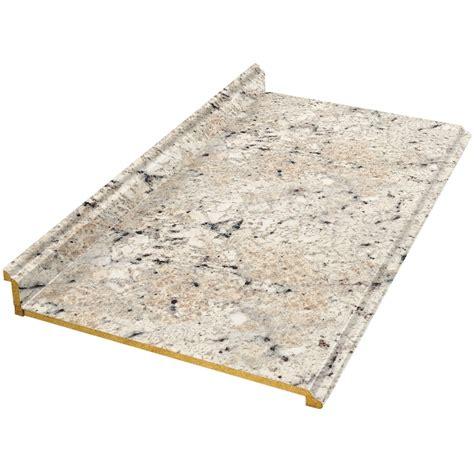 12 foot laminate countertop shop vti laminate countertops 12 ft ouro romano