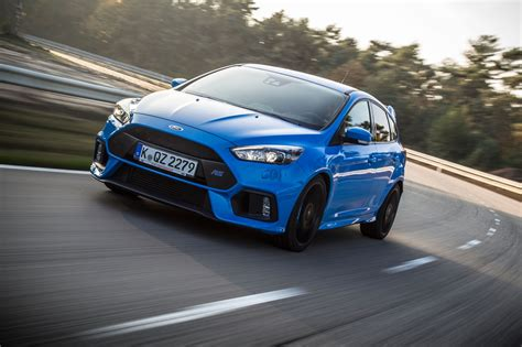 ford focus rs   ride review car magazine