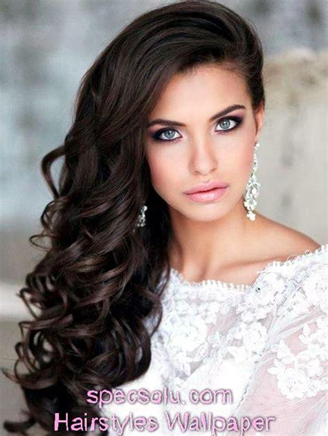 bride hair for round face wedding hair ideas long hair