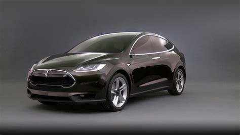 2016 Tesla Model X Review  Top Speed