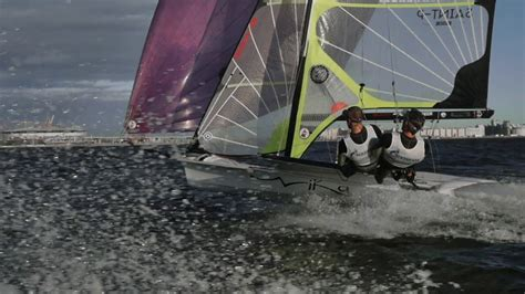 Extreme 49er Sailing Boat Ride