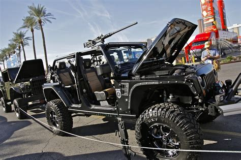 2018 Jeep Wrangler Unlimited With Top Off Car Interior