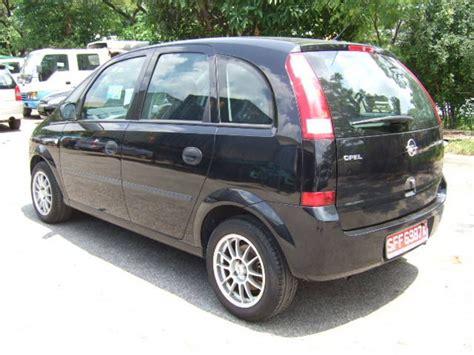 2003 Opel Meriva Pictures
