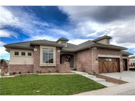 new ranch patio home in littleton