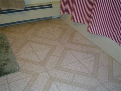 how to lay linoleum flooring how to install new linoleum flooring