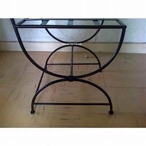 Chaise En Fer Forgé : chaise fer forg kalio chaises en fer forg axe industries ~ Dode.kayakingforconservation.com Idées de Décoration
