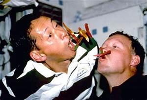 Living In Space – Space Food Sucks! | David Reneke | Space ...