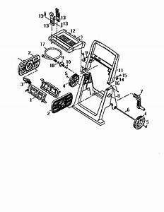 Craftsman Hose Reel Cart Parts