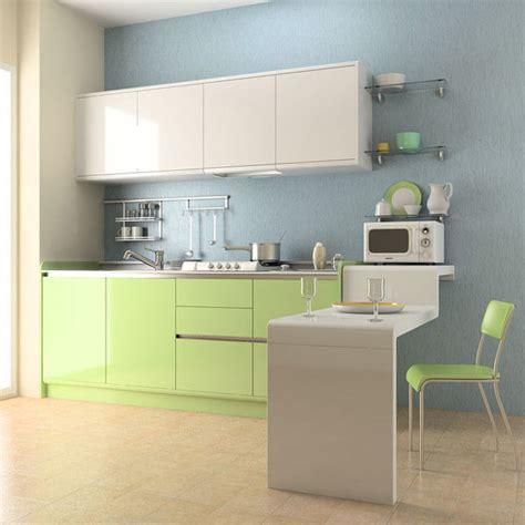 Kitchen Set 03 3d Model  Furniture On Hum3d