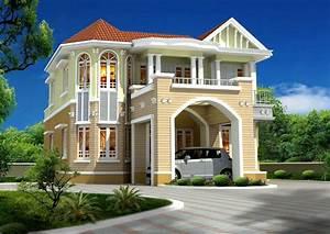 Beautiful House Elevation Designs Kerala Home Design ...