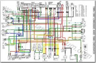 nighthawk 250 wiring diagram wiring diagram honda cb wiring diagrams on
