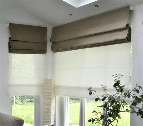 Fenster Vorhang Modern by Raffrollos Ihre Moderne Fensterdekoration