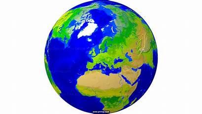 Globe Map Europa Globus Erdkugel Transparent 1080