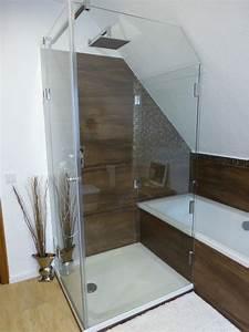 Begehbare Dusche Dachschräge : duschen badezimmerspiegel und mehr michael wippenbeck glas spiegel ~ Sanjose-hotels-ca.com Haus und Dekorationen