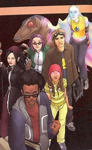More From Drew Pearce On Why THE AVENGERS Put THE RUNAWAYS ...