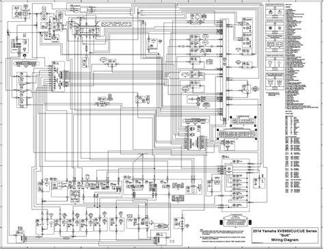 Wiring Diagram 7 Pin U V Canadian by Xvs95ce Diagrams Cvvmax S Garage