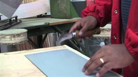 Laminate Countertops  Using A Slitter Knife To Cut