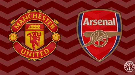 Man United player ratings during 1-0 loss vs Arsenal (PL ...