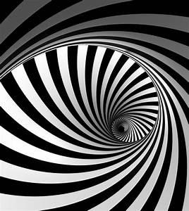 Badematte Schwarz Weiß : fototapete tapete spirale 3d effekt schwarz wei foto 180 x 202 cm ~ Markanthonyermac.com Haus und Dekorationen