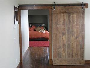 Barn door hardware kits from leatherneck for Custom barn door kits