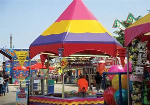 Carnival Canvases | Waterloo Tent  Carnival