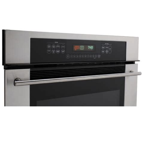 ge monogram  built  electronic convection single oven zeksfss ge appliances