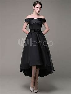 Black prom dresses 2018 long off the shoulder prom dress for Robe de cocktail combiné avec bracelet en tissu