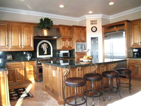 Custom Kitchen Cabinets By Cabinet Wholesalers  Beautiful
