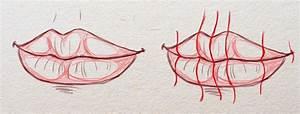 Zeichnungen Mit Bleistift Für Anfänger : lippen zeichnen f r anf nger zeichnen lernen dekoking com 7 zeichnen malen lippen ~ Frokenaadalensverden.com Haus und Dekorationen