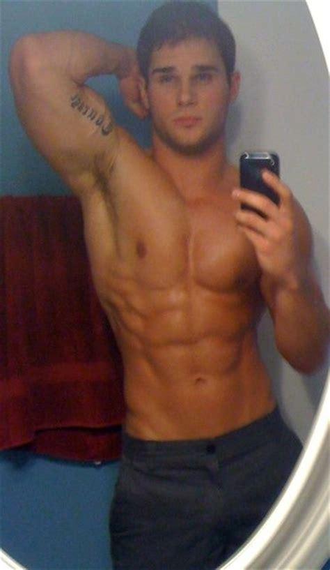 Shirtless In Bluejeans Selfies Of Hot Men Pinterest