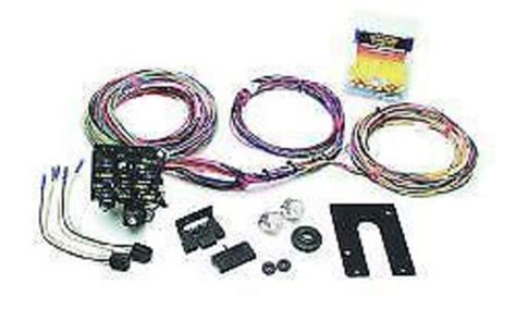 Painless Wiring Circuit Harness Kit Holden
