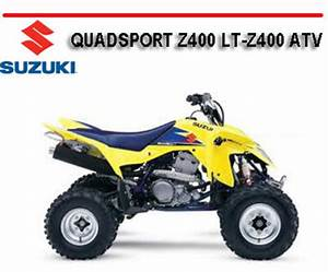 Suzuki Quadsport Z400 Lt