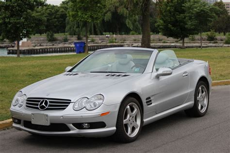 Mercedes Sl Class Picture by 2003 Mercedes Sl Class Pictures Cargurus