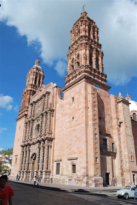 Zac) is pleased to announce it has achieved a key milestone to commence its drilling activities at its highly prospective panuco. Cathedral Basilica of Zacatecas - Wikipedia