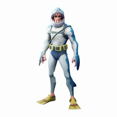 Fortnite Skin Chomp Sr Shark Skins Clipart
