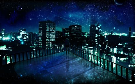 Anime Wallpaper Blue - anime blue anime wallpapers hd desktop and