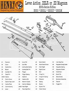 Henry Rifle Breakdown And Parts List