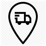Icon Tracking Delivery Shipping Krish Icons Order