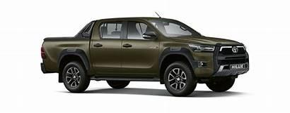 Hilux Toyota Cab Double Oxide Bronze Legend